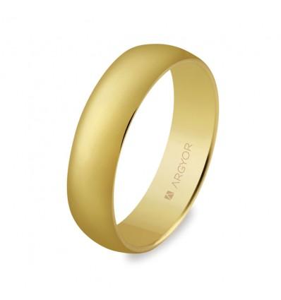 ALIANZA MOD. 50505. Alianza de boda oro 50505