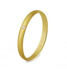 Alianza de boda oro 50253D