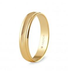 Alianza de boda 4mm 5140501