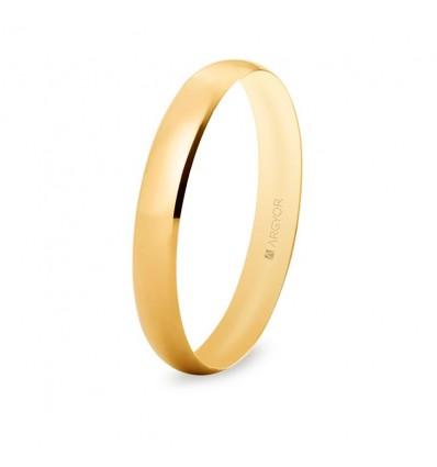 Alianza de oro amarillo 5135513