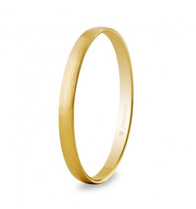 Alianza de boda oro 50201S