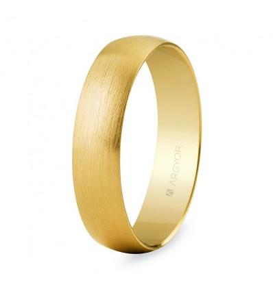 Alianza de boda oro 50505S