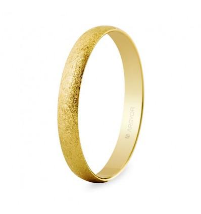 Alianza de boda oro 50302H