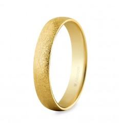 Alianza oro confort hielo 4mm (5640001H)