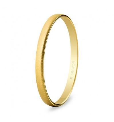 Alianza de boda oro 50201T