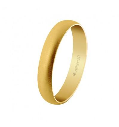Alianza de boda oro 50405T
