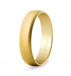 Alianza boda 5mm texturizada (50505T)