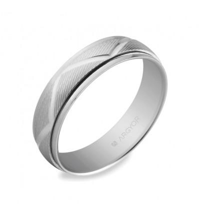 ALIANZA MOD. 5750138. Alianza de plata 5mm (5750138)