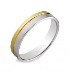 ALIANZA MOD. 5240299. Alianza de boda 2oros 5240299