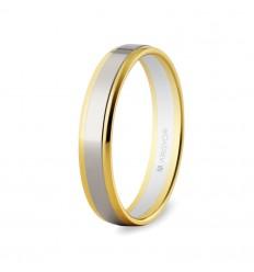 ALIANZA MOD. 5235158. Alianza de boda 2oros 5235158