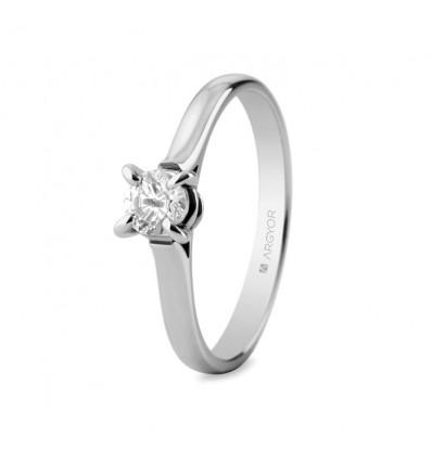 Sortija mod. 74B0044. Sortija con 1 diamante 0.34ct