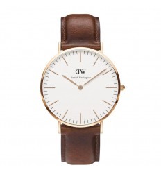 RELOJ DANIEL WELLINGTON S.T MAWES ROSE GOLD