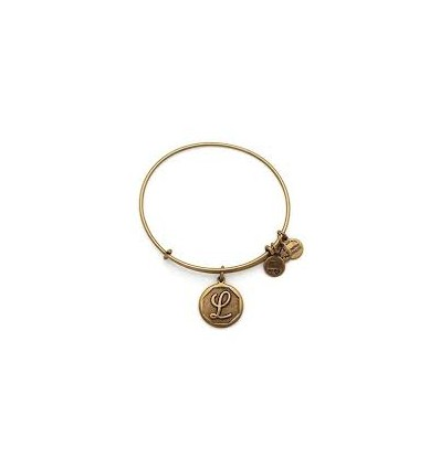 PULSERA ALEX AND ANI LETRA L