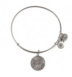 PULSERA ALEX AND ANI HIJA PLATA
