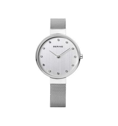 RELOJ BERING SEÑORA CLASSIC COLLECTION PLATA
