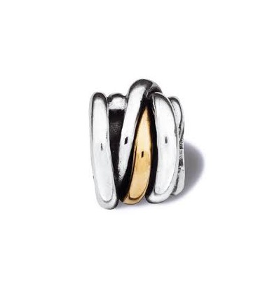 CHARM PANDORA RING CLUSTER