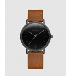 RELOJ BERING CORREA PIEL MARRON CLASSIC COLLECTION
