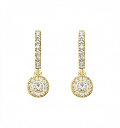 Par pendientes diamantes 0,56 ct