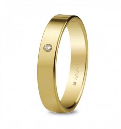Alianza de boda oro 55401002
