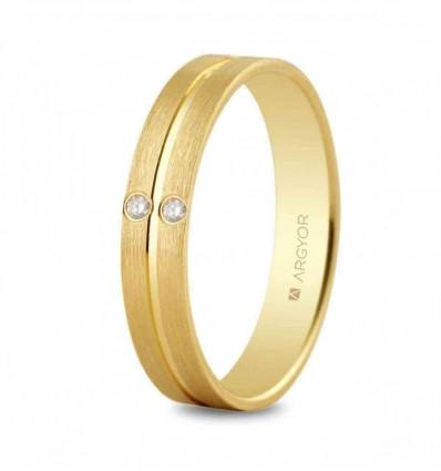 Anillo oro amarillo y diamantes 55402494