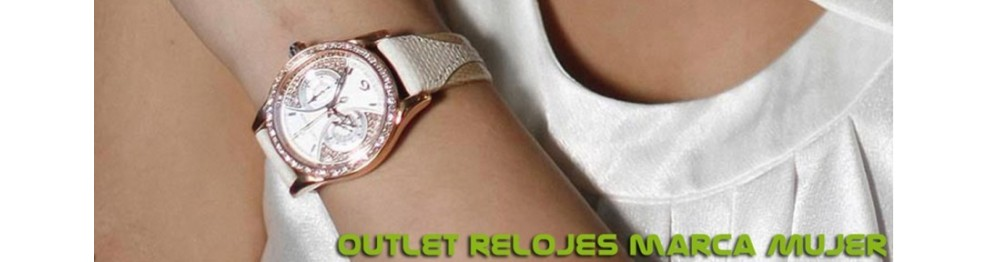 Relojes Mujer Outlet